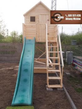 drewniane domki dla dzieci 10