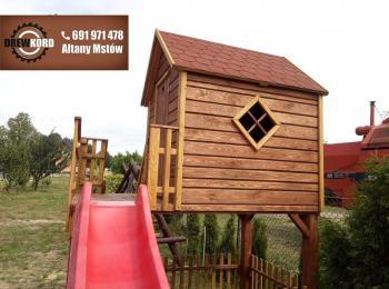 drewniane domki dla dzieci 5